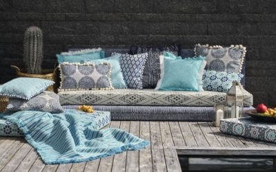 OUTDOOR stoffencollectie